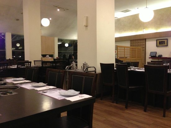 Chang Korean BBQ Restaurant: Restaurant