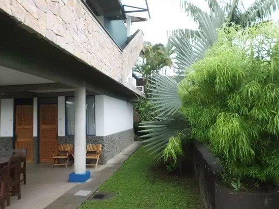 San Bosco Inn: Jarding
