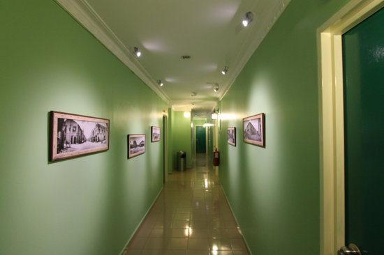 Hotel Station 18: Gallery Walkway