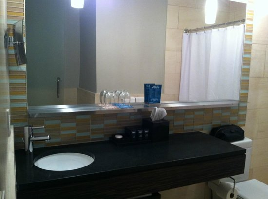 Kimpton Ink48 Hotel: Bathroom view