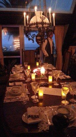 Tivoli Homestay: Romantic ambiance