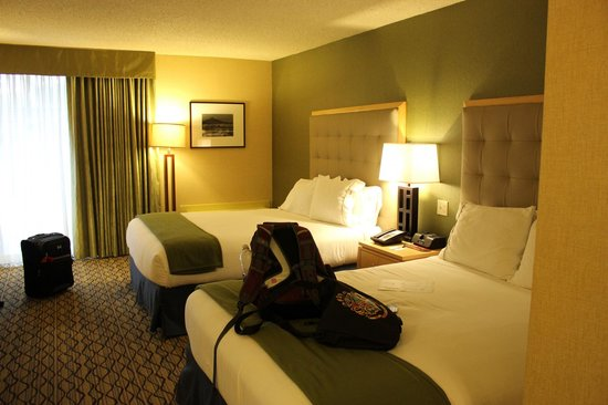 Holiday Inn Express Mill Valley San Francisco Area: Two Queen Beds