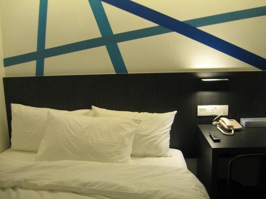 Grid 9 Hotel: interior