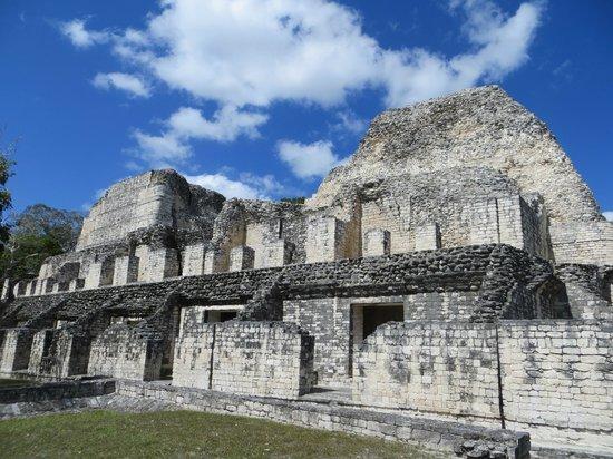Ruinas de Becán