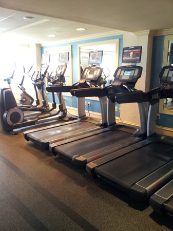 Renaissance Fort Lauderdale-Plantation Hotel: some for arms, back etc. are missing...