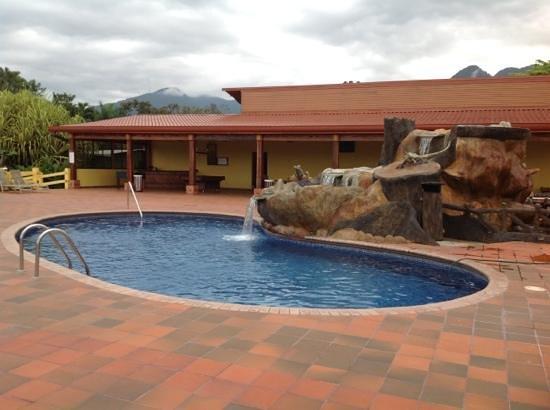 Hotel La Pradera: area social