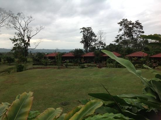 Hotel La Pradera: cabañas