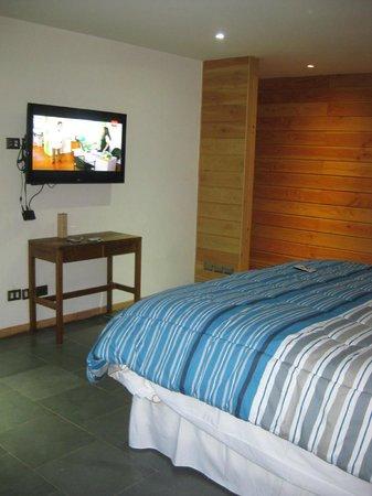 Hotel & Spa Araucarias: pieza con tv