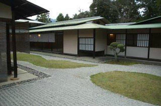 The Westin Miyako Kyoto: ホテルの中に京名所!佳水園
