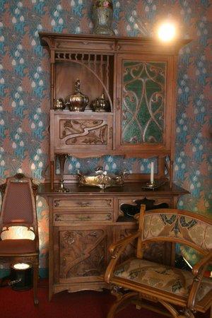 Musee Art Nouveau Collection 1900 - Maxim's: Вот такой вот буфет