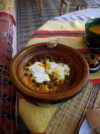 Dar Sidi Bounou: amazing tagine dishes