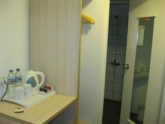 Malaka Hotel: Bath