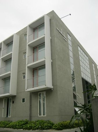 Malaka Hotel: Hotel Malaka
