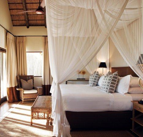 Londolozi Pioneer Camp: Londolozi Pioneer Suite Bedroom