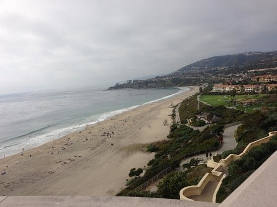 The Ritz-Carlton, Laguna Niguel: view from 180Blu