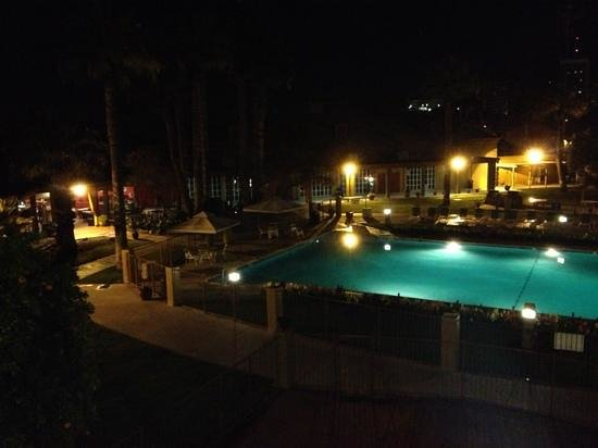 Hotel Tucson City Center Conference Suite Resort: We loved our view!