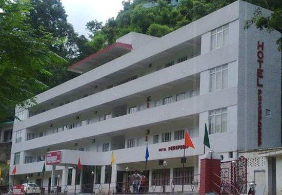 Hotel Pushpdeep Grand