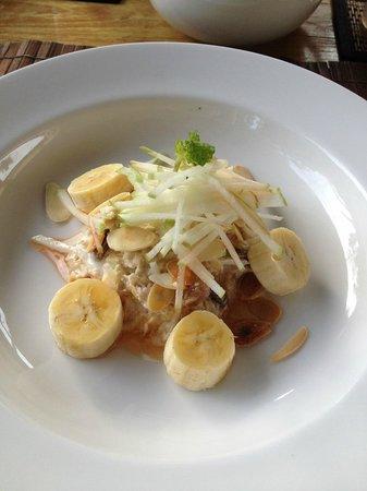 Puri Sunia Resort: breakfast