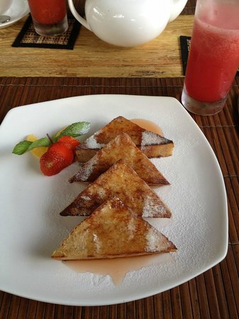 Puri Sunia Resort: my daughter loved it!