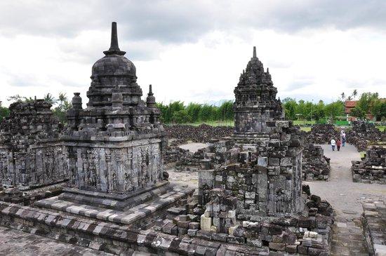 Yogyakarta, Indonesia: Candi Sewu
