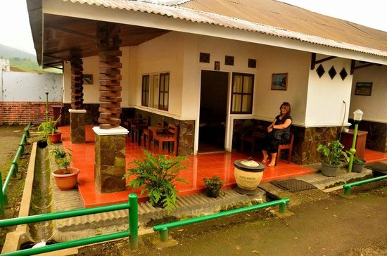 Catimore Homestay: our room