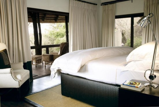 Londolozi Tree Camp Suite