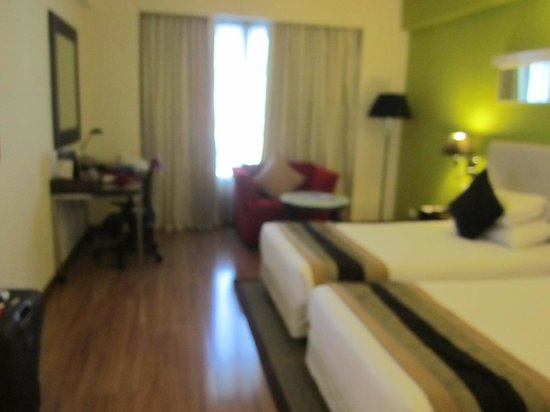 The Gateway Hotel MG Road Vijayawada: neat, clean & spacious