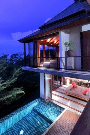 فيلا زوليتيود ريزورت آند سبا: Treetop panorama pool villa