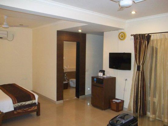 Goa - Villagio, A Sterling Holidays Resort: Studio room/deluxe suite