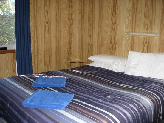 Discovery Parks - Cradle Mountain: Main bedroom