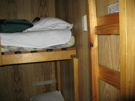 Discovery Parks - Cradle Mountain: Bunk beds