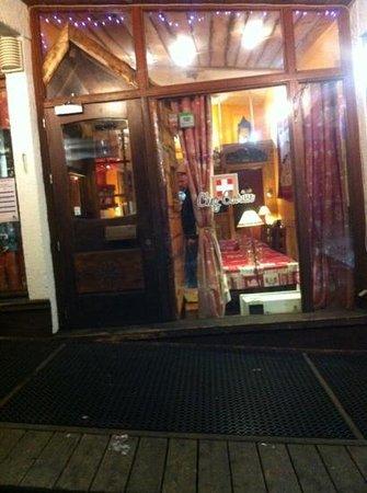 Chez Clarisse : facade