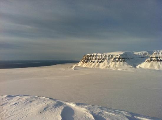 Spitzbergen Adventures: Temple fjord