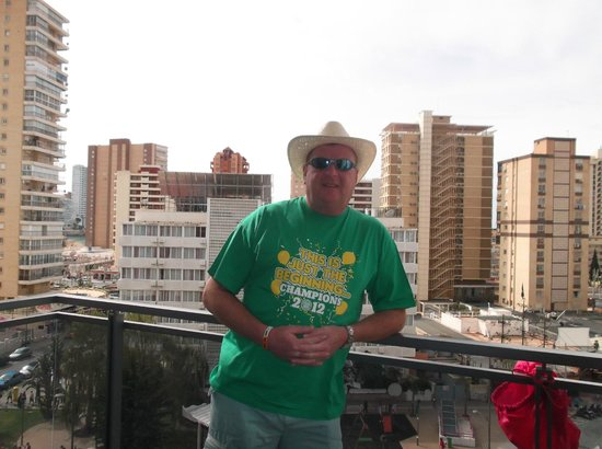Flash Hotel Benidorm: our view