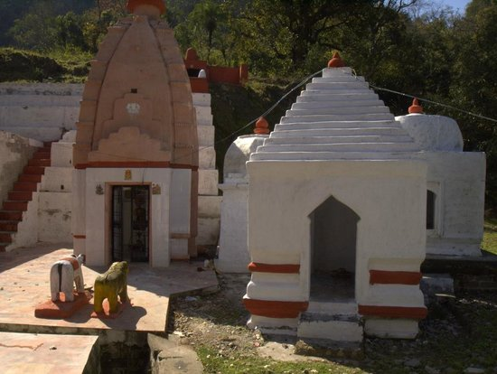 Kangra District, Indien: Shiva Temple