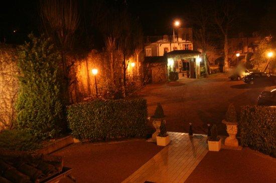 Hotel de Greuze : Dans les brumes de décembre