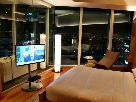 Park Hyatt Seoul: comfy