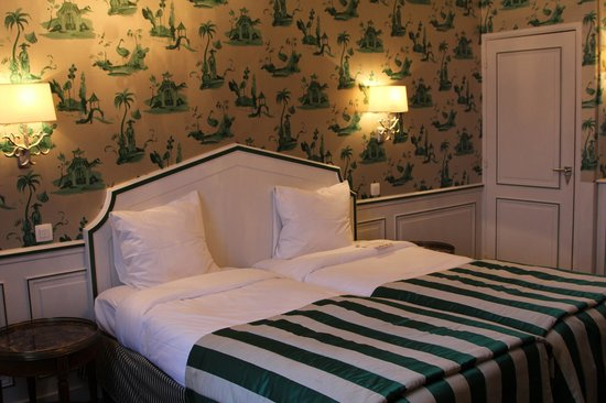Hotel Metropole: New room at the Metropole