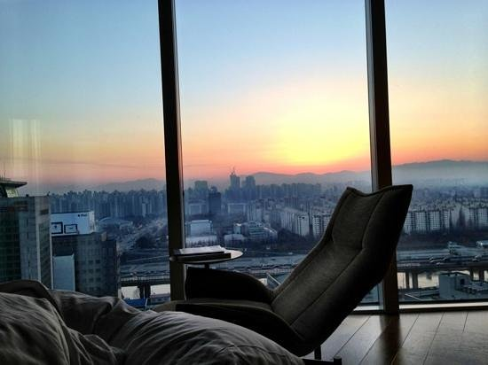 Park Hyatt Seoul: good morning Seoul
