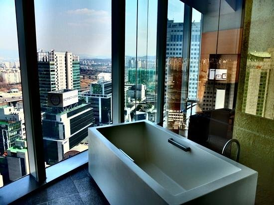 Park Hyatt Seoul: the cool factor