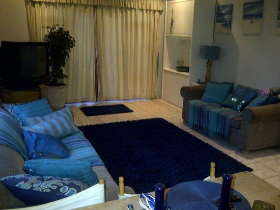 La Loggia B&B and Gateway Apartments : Lounge of Suite 4