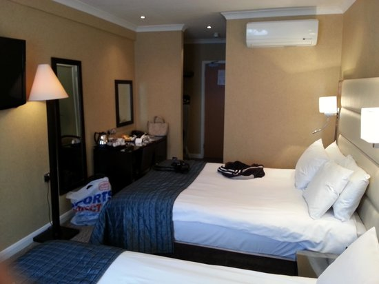 Park Grand London Hyde Park: superior double room