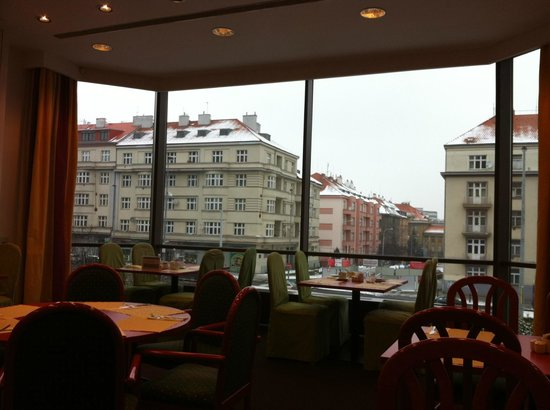 Vienna House Diplomat Prague: a colazione ...