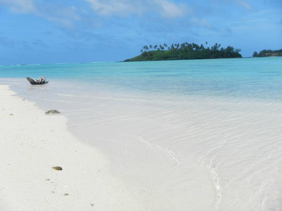 Muri Beach Resort: Muri Lagoon