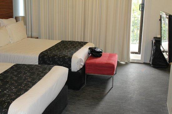 Cambridge Hotel Sydney: Rummet