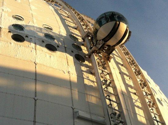SkyView: Sky View Globe, Stockholm