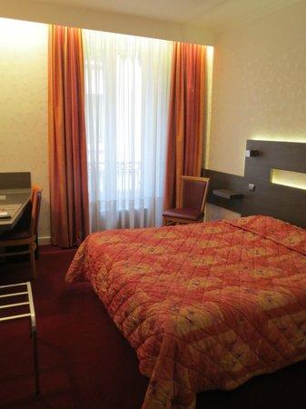 Hôtel La Résidence : Single room