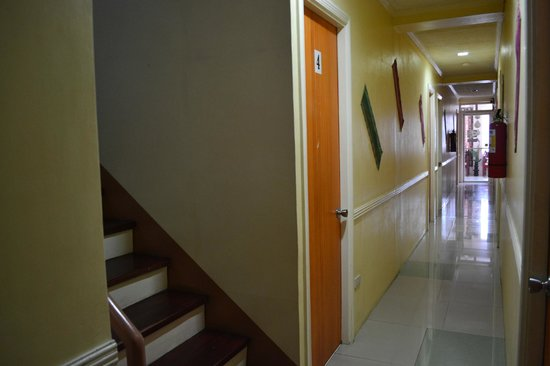 Hotel Efemela: hallway