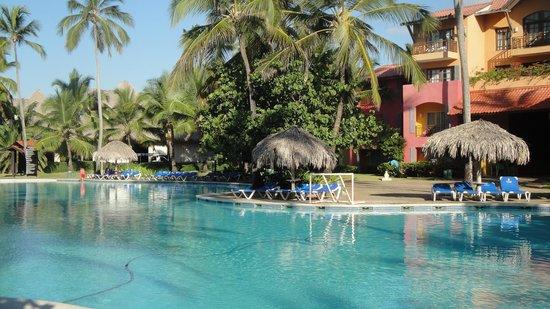 Tropical Princess Beach Resort & Spa: magnifique cadre