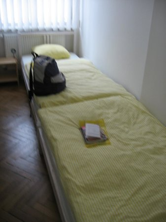 Jacob Brno Apartments - Hostel - Penzion : Mini room